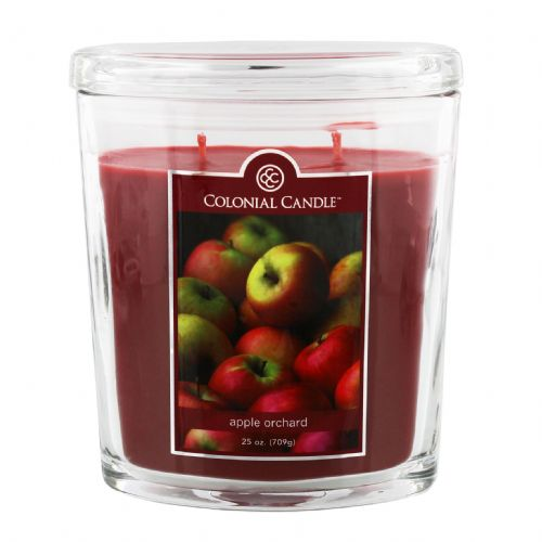 Colonial Candle Large Scented Candle Apple Orchard